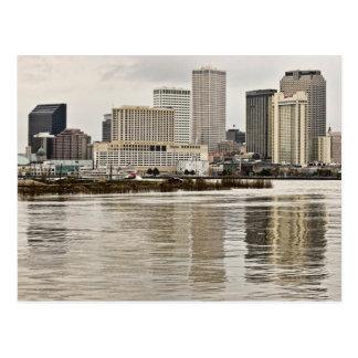 Horizonte de New Orleans Postal
