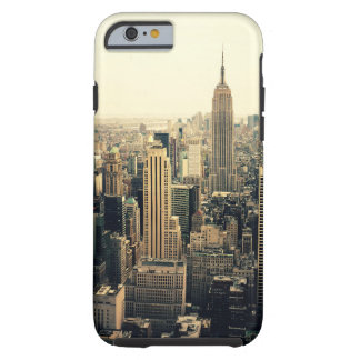 Horizonte de New York City Funda De iPhone 6 Tough