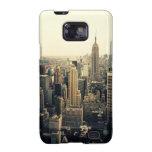 Horizonte de New York City Samsung Galaxy SII Funda