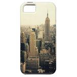 Horizonte de New York City iPhone 5 Case-Mate Funda