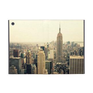 Horizonte de New York City iPad Mini Protectores