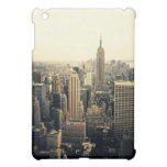 Horizonte de New York City iPad Mini Funda