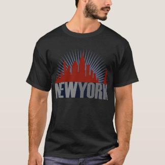 Horizonte de New York City Playera