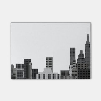 Horizonte de New York City Post-it® Notas