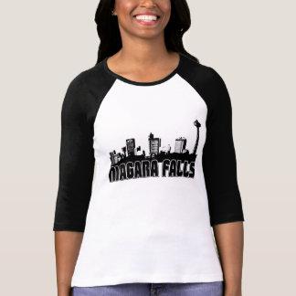 Horizonte de Niagara Falls Camiseta