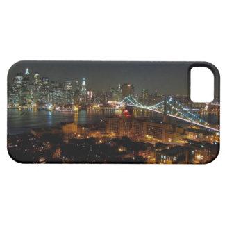 Horizonte de Nueva York iPhone 5 Funda