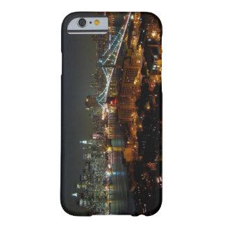 Horizonte de Nueva York Funda Para iPhone 6 Barely There