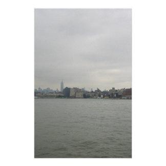 Horizonte de Nueva York Papelería