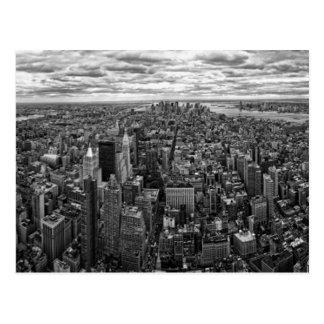 Horizonte de Nueva York Postales