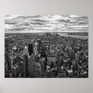Horizonte de Nueva York Póster