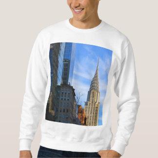 Horizonte de NYC: Opinión del Midtown de la Suéter