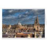 Horizonte de Oxford Tarjeta