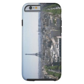Horizonte de París, Francia Funda De iPhone 6 Tough
