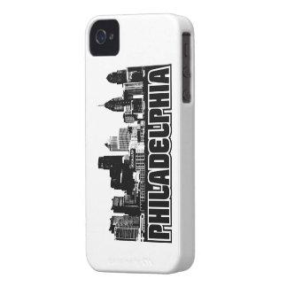 Horizonte de Philadelphia Carcasa Para iPhone 4