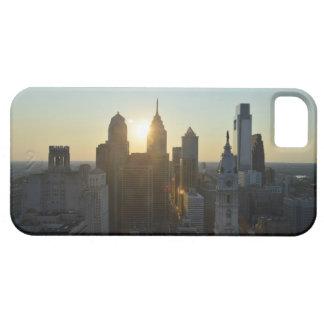 Horizonte de Philadelphia del Loews iPhone 5 Protector