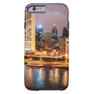 Horizonte de Philadelphia Funda Para iPhone 6 Tough