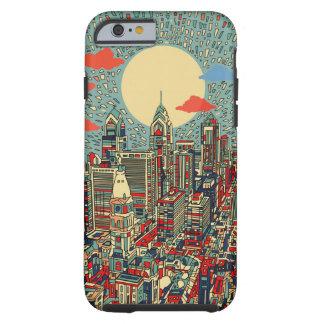 horizonte de Philadelphia Funda Resistente iPhone 6
