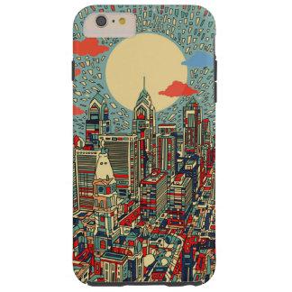 horizonte de Philadelphia Funda Resistente iPhone 6 Plus