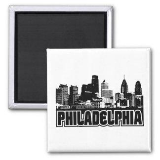 Horizonte de Philadelphia Iman De Frigorífico