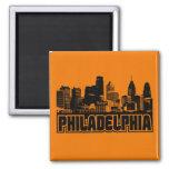 Horizonte de Philadelphia Iman Para Frigorífico