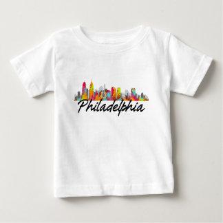 Horizonte de Philadelphia Pennsylvania Polera