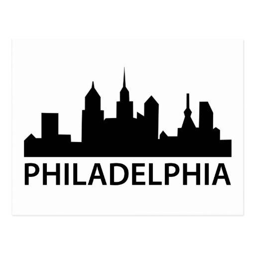 Horizonte de Philadelphia Postal