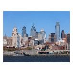 Horizonte de Philadelphia, visión media Anuncio