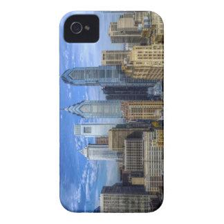 Horizonte de Philly Case-Mate iPhone 4 Protector