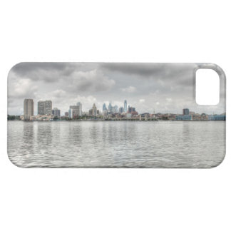Horizonte de Philly Funda Para iPhone 5 Barely There