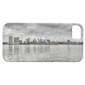 Horizonte de Philly iPhone 5 Protectores