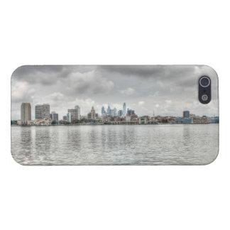 Horizonte de Philly iPhone 5 Carcasas