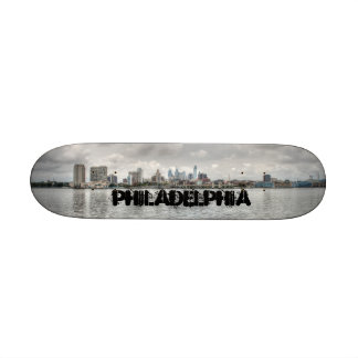 Horizonte de Philly Patín Personalizado