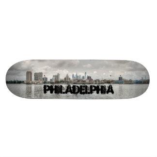 Horizonte de Philly Patines Personalizados