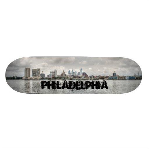 Horizonte de Philly Patineta Personalizada
