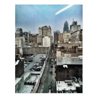 Horizonte de Philly Postales