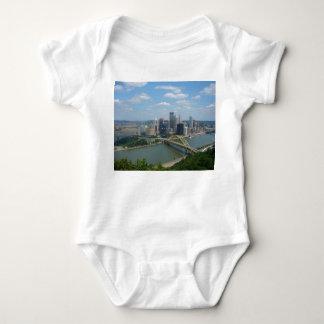 Horizonte de Pittsburgh Body Para Bebé
