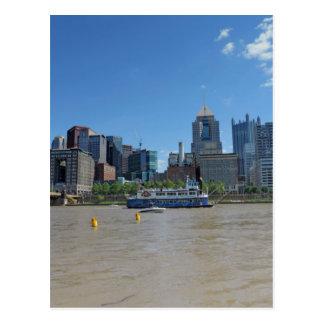 Horizonte de Pittsburgh del parque de PNC Postales