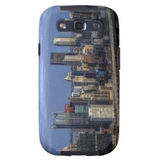Horizonte de Pittsburgh Samsung Galaxy S3 Protectores
