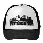 Horizonte de Pittsburgh Gorra