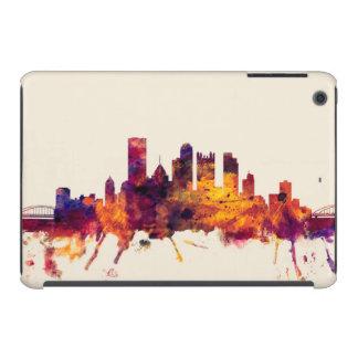 Horizonte de Pittsburgh Pennsylvania Fundas De iPad Mini Retina