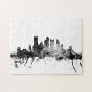 Horizonte de Pittsburgh Pennsylvania Rompecabezas