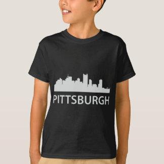Horizonte de Pittsburgh Playera