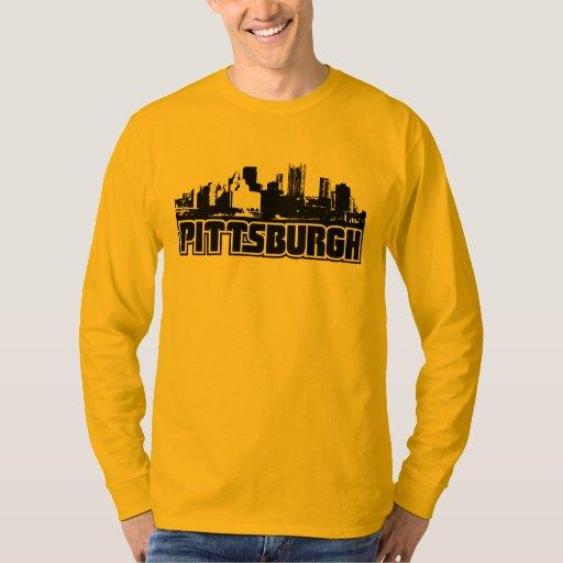 Horizonte de Pittsburgh Remera