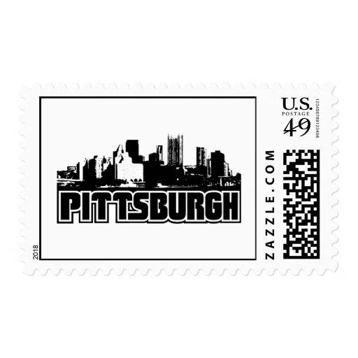 Horizonte de Pittsburgh Sello