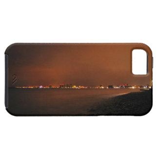 Horizonte de Puerto Vallarta en la noche; Ningún iPhone 5 Carcasas