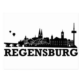 Horizonte de Regensburg Postal