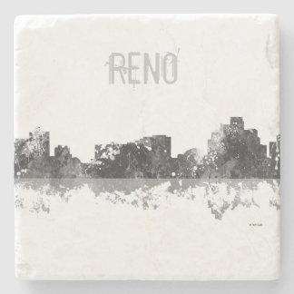 HORIZONTE de RENO, NEVADA - la piedra bebe el Posavasos De Piedra