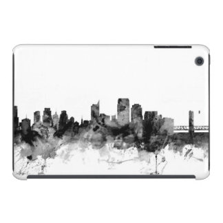 Horizonte de Sacramento California Fundas De iPad Mini