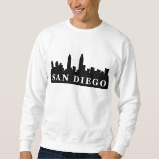 Horizonte de San Diego Sudadera Con Capucha