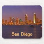 Horizonte de San Diego Tapetes De Raton